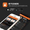 My Pushmore App Launched
